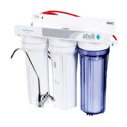 Проточный питьевой фильтр Atoll D-31sh STD (A-313Egr)