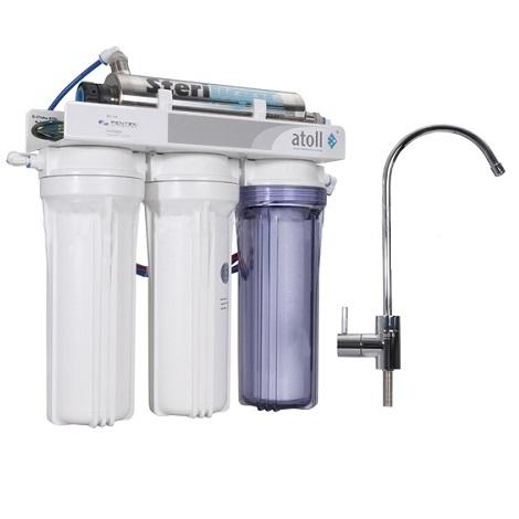 Проточный питьевой фильтр atoll D-31shu STD (A-313Egru)