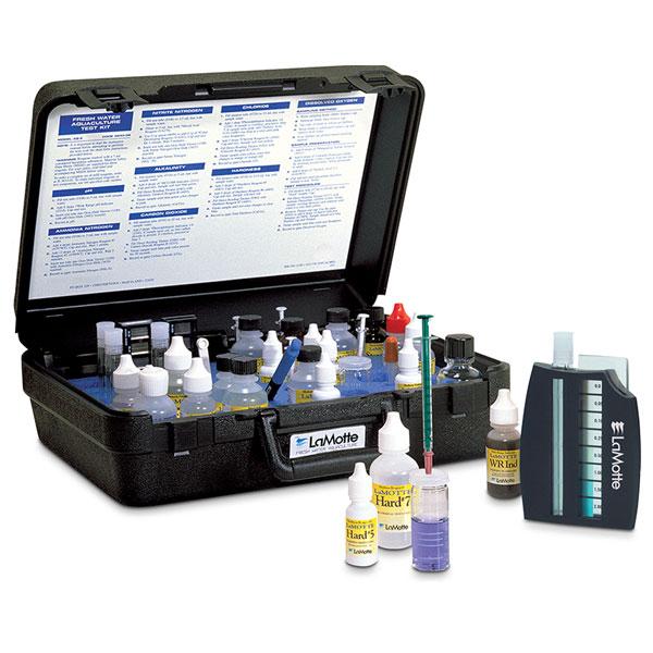 Экспресс анализ воды на объекте заказчика по 6 показателям