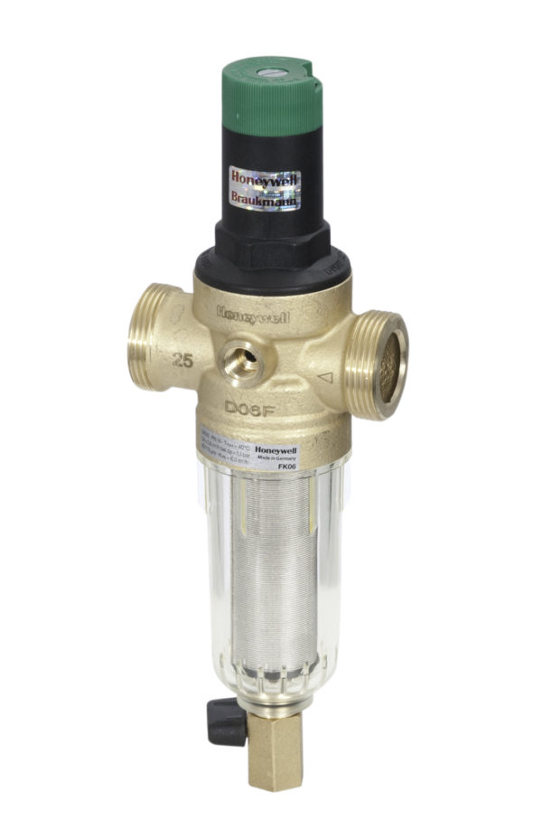 Промывной сетчатый фильтр Honeywell FF06-1/2''AA
