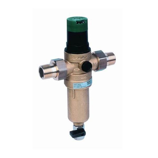 Промывной сетчатый фильтр для горячей воды Honeywell FF06-AAМ