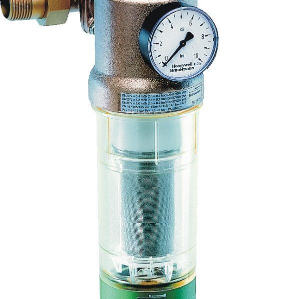 Промывной фильтр с редуктором давления FK76CS