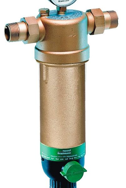 Фильтр с обратной промывкой для горячей воды  F76S