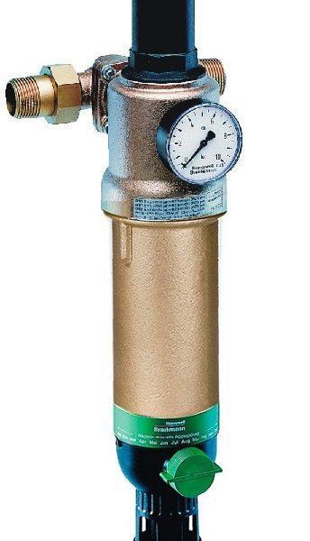 Промывной фильтр с редуктором давления для горячей воды FK76CS