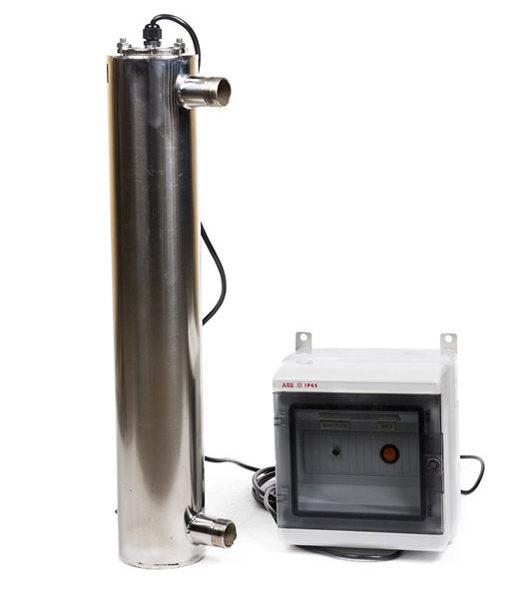 Установка обеззараживания воды ОДВ 2 м3/час.