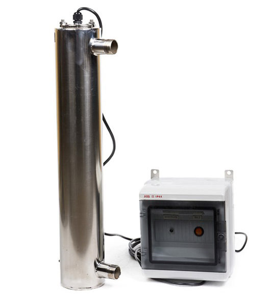 Установка обеззараживания воды ОДВ 3 м3/час.