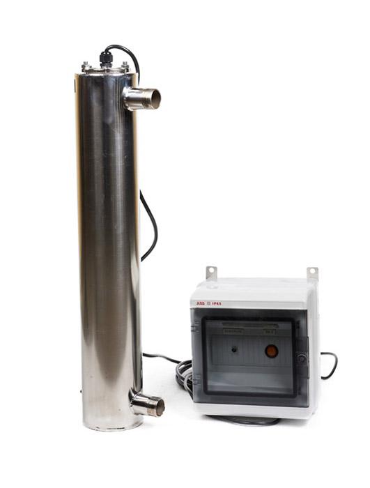 Установка обеззараживания воды ОДВ 5 м3/час.