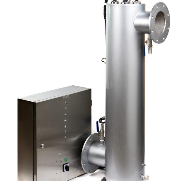 Установка обеззараживания воды ОДВ 130 м3/час.