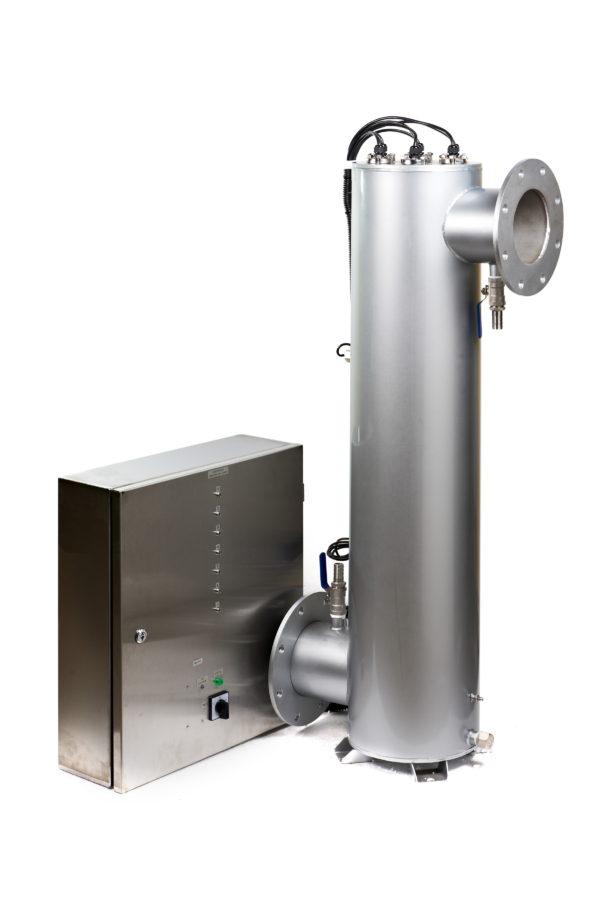 Установка обеззараживания воды ОДВ 150 м3/час.