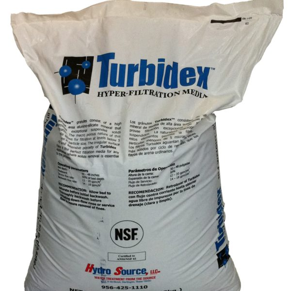 TURBIDEX (Турбидекс) загрузка механической очистки 3-5 микрон