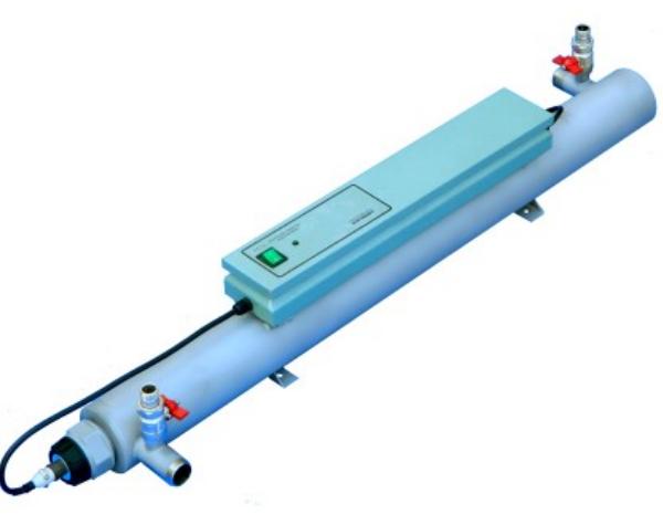 Установка обеззараживания воды УОВ-УФТ-П-3 для питьевой воды