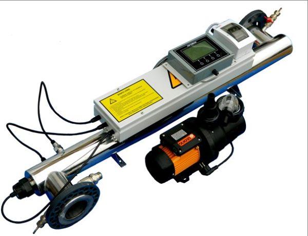 Установка обеззараживания воды  УОВ-УФТ-АМ-1-101 для питьевой воды